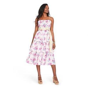 NWT LoveShackFancy x Target Elise Dress